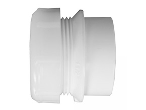 PVC 1-1/2 x 1-1/4 Ftg Trap Adapter