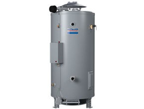 ASME 100 Gallon 275,000 BTU Commercial Water Heater NG