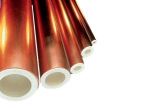 "1.1/8"" x 20' OD ACR Refrigeration Tube Pipe"